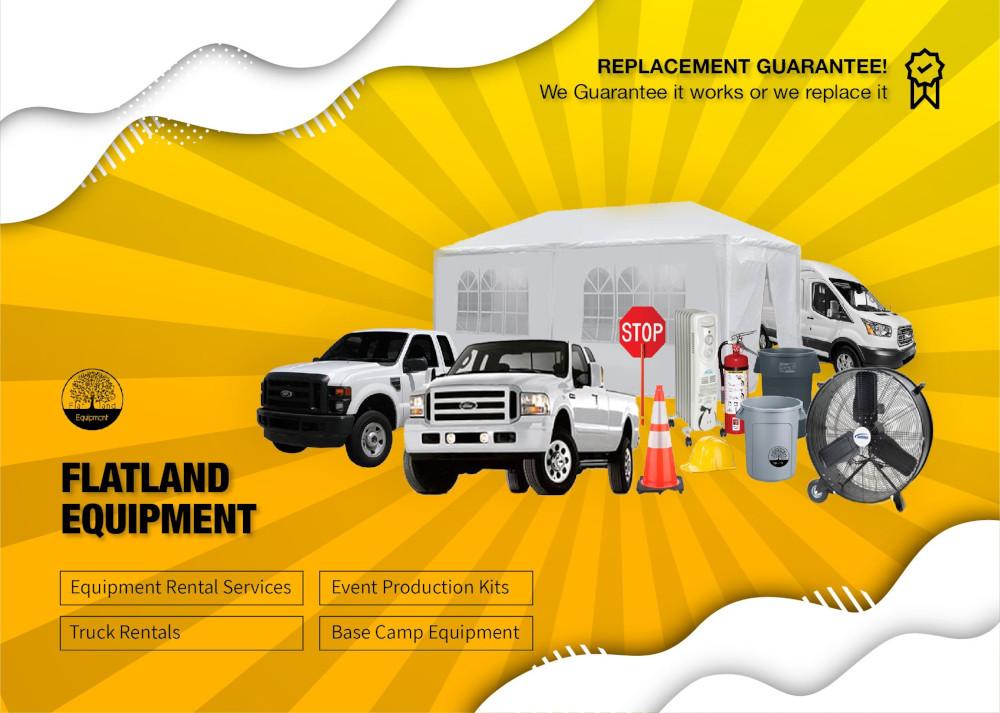 Flatland Equipment Rentals